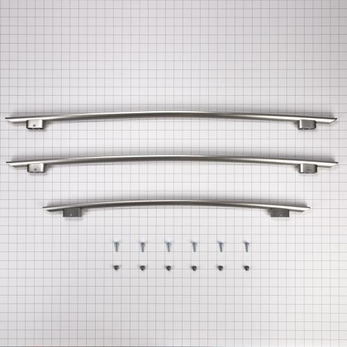 French Door Bottom Mount Refrigerator Euro Evo/New Style Handle Kit
