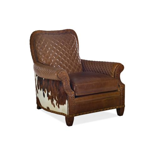 Hancock and Moore - 6046-1-Q HARVEST QUILTED CHAIR