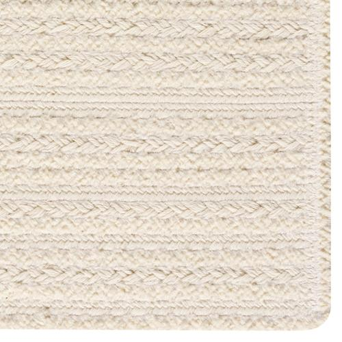 Bayview Lambswool Braided Rugs (Custom)