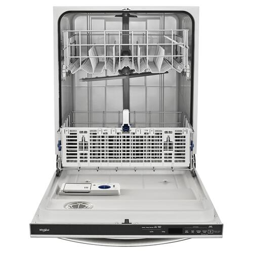 Gallery - Stainless steel dishwasher with 1-Hour Wash cycle Stainless Steel