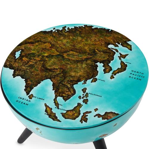 Accent Map Table