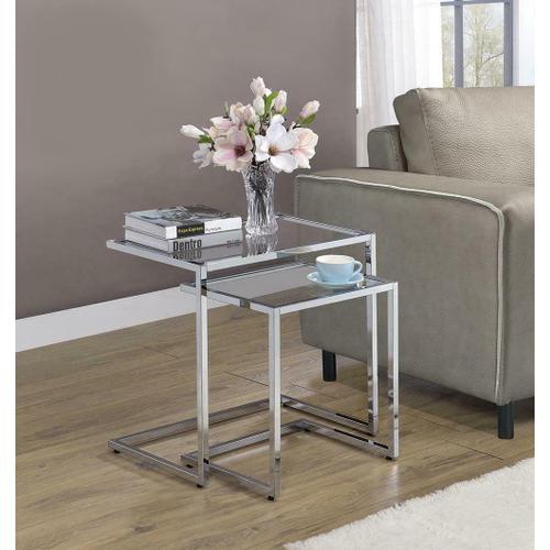 2 PC Nesting Table