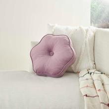 "Sofia Qy068 Lavender 16"" X Round Throw Pillow"