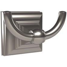 View Product - Markham Double Prong robe Hook