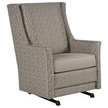 See Details - Sadie Locking Glider Chair
