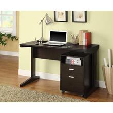 See Details - Casual Cappuccino Desk Set