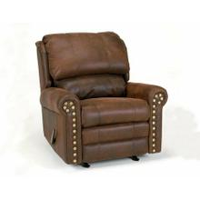 Mason (Leather) Stationary Recliner