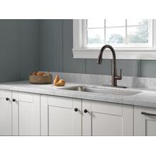 Venetian Bronze Single Handle Pull-Down Kitchen Faucet with Touch 2 O ® Technology