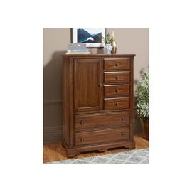 DOOR CHEST - 6 DRAWER/1 DOOR