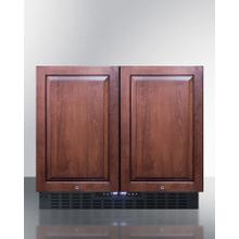 """View Product - 36"""" Wide Built-in Refrigerator-freezer"""