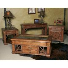 Whitetail Ridge Coffee Table