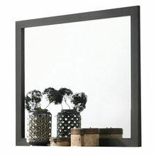 ACME Sheldon Mirror - 26204 - Gray