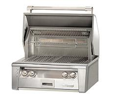 "Alfresco30"" ALXE Built-in Grill All Infrared"