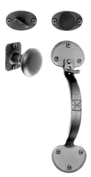 Entry Mortise Lockset Dummy Product Image
