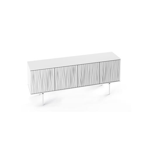 BDI Furniture - Tanami 7109 Storage Credenza in Smooth Satin White