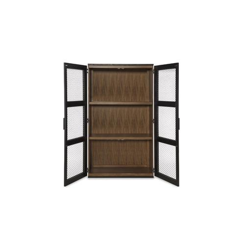 Aston Book Case w/ Two Shelves