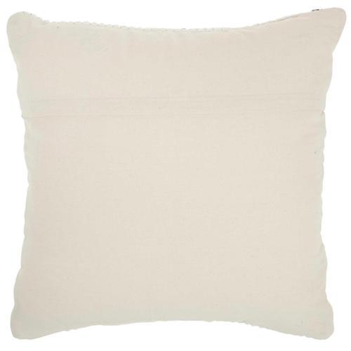 "Life Styles Dl882 Denim 20"" X 20"" Throw Pillow"