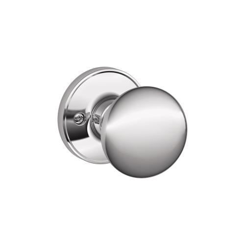 Schlage - J Series Non-turning Stratus Knob - Satin Stainless Steel