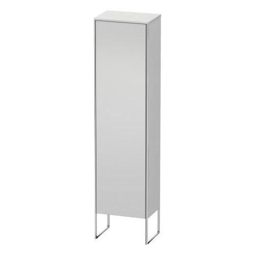 Duravit - Tall Cabinet Floorstanding, White Satin Matte (lacquer)
