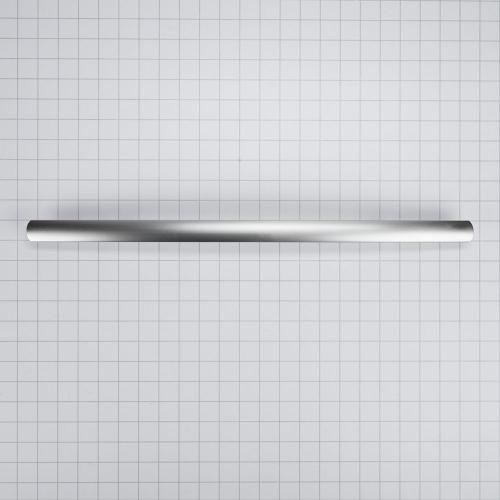 Whirlpool - Dishwasher Euro Style Handle Kit, Stainless Steel
