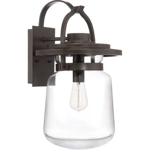 Quoizel - LaSalle Outdoor Lantern in Western Bronze