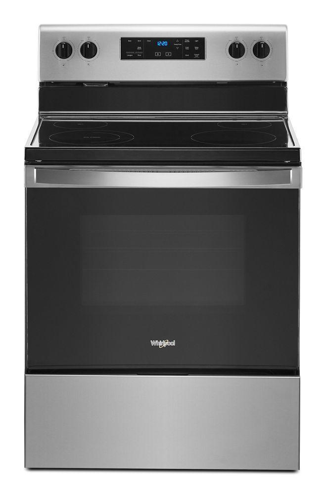 Whirlpool5.3 Cu. Ft. Whirlpool(r) Electric Range With Frozen Bake Technology