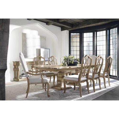 Villa Toscana Side Chair in Criollo (302)