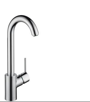 Chrome Bar Faucet, 1.5 GPM Product Image