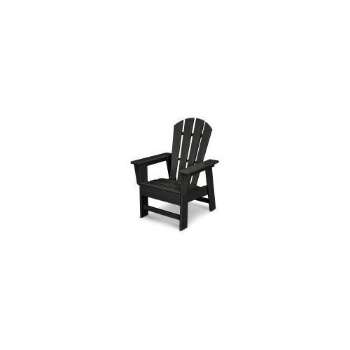 Polywood Furnishings - Casual Chair in Black