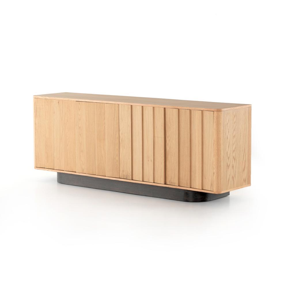 See Details - Esca Sideboard-honey Oak