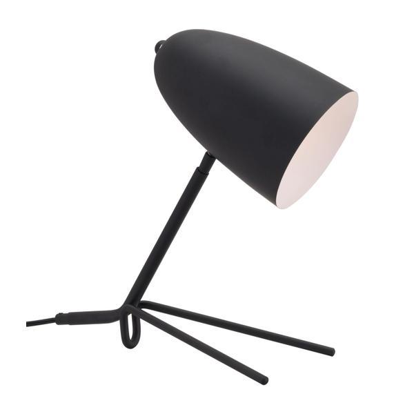See Details - Jamison Table Lamp Matte Black