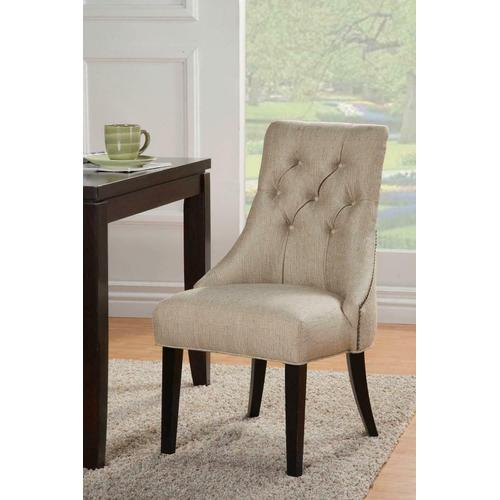 Product Image - Harris Traditional Sand Accent Chair