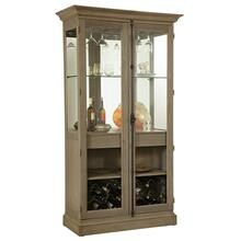 See Details - 690-043 Socialize III Wine & Bar Cabinet