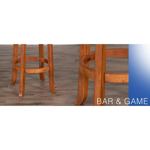 "30""H Swivel Barstool"