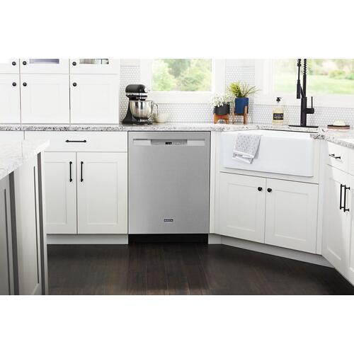 Product Image - Stainless steel tub dishwasher with Dual Power filtration