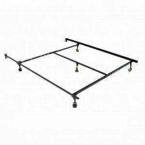 ACME Frame Queen/Full/Twin Adjustable Rail - 02404 - Metal