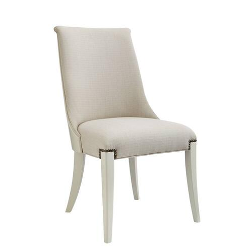 Latitude Host Chair - Saltbox White