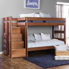 See Details - Ampelios Twin/twin Bunk Bed