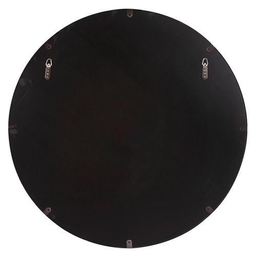 Howard Elliott - Steele Brass Round Mirror