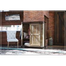 See Details - 3 Drawer, 1 Sliding door, 1 Door Gentleman's Chest