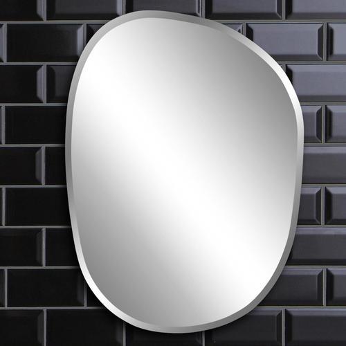 Howard Elliott - Frameless Asymmetrical Mirror