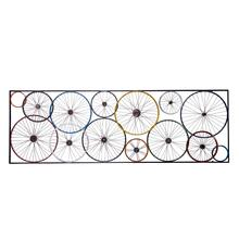 "Peloton 118"" Abstract Wheel panel"