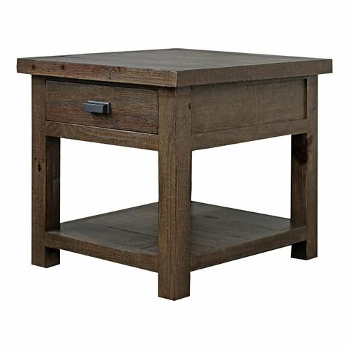 Parker House - LAPAZ End Table