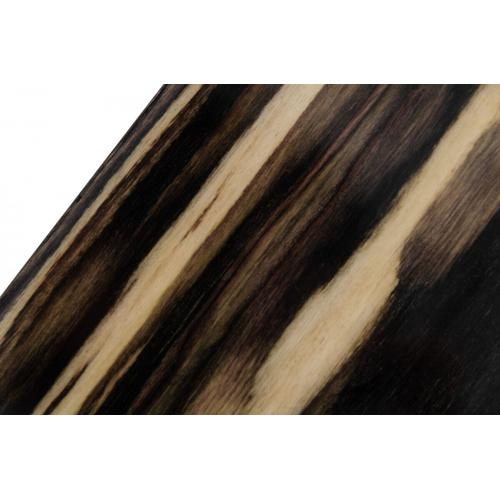 VIG Furniture - Modrest Greely - Glam Black and Gold Marble Coffee Table