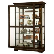 Howard Miller Kane III Curio Cabinet 680626