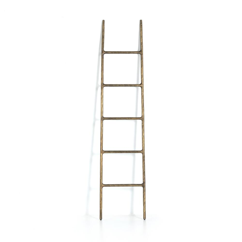 See Details - Boothe Ladder-antique Brass