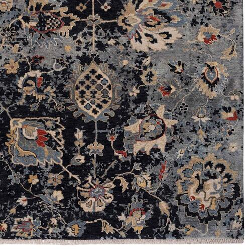 "Capel Rugs - Marmara Onyx - Rectangle - 5'6"" x 8'6"""