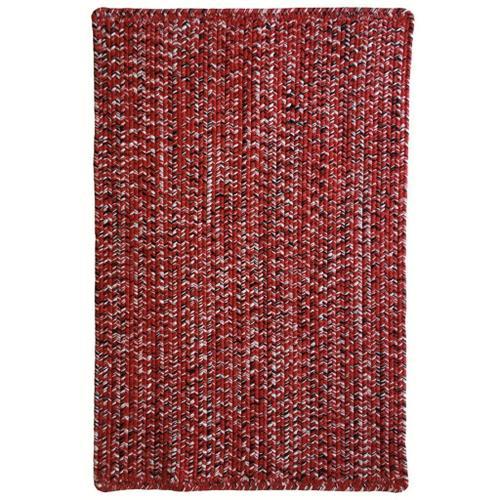 "Gallery - Team Spirit Red Black - Vertical Stripe Rectangle - 20"" x 30"""