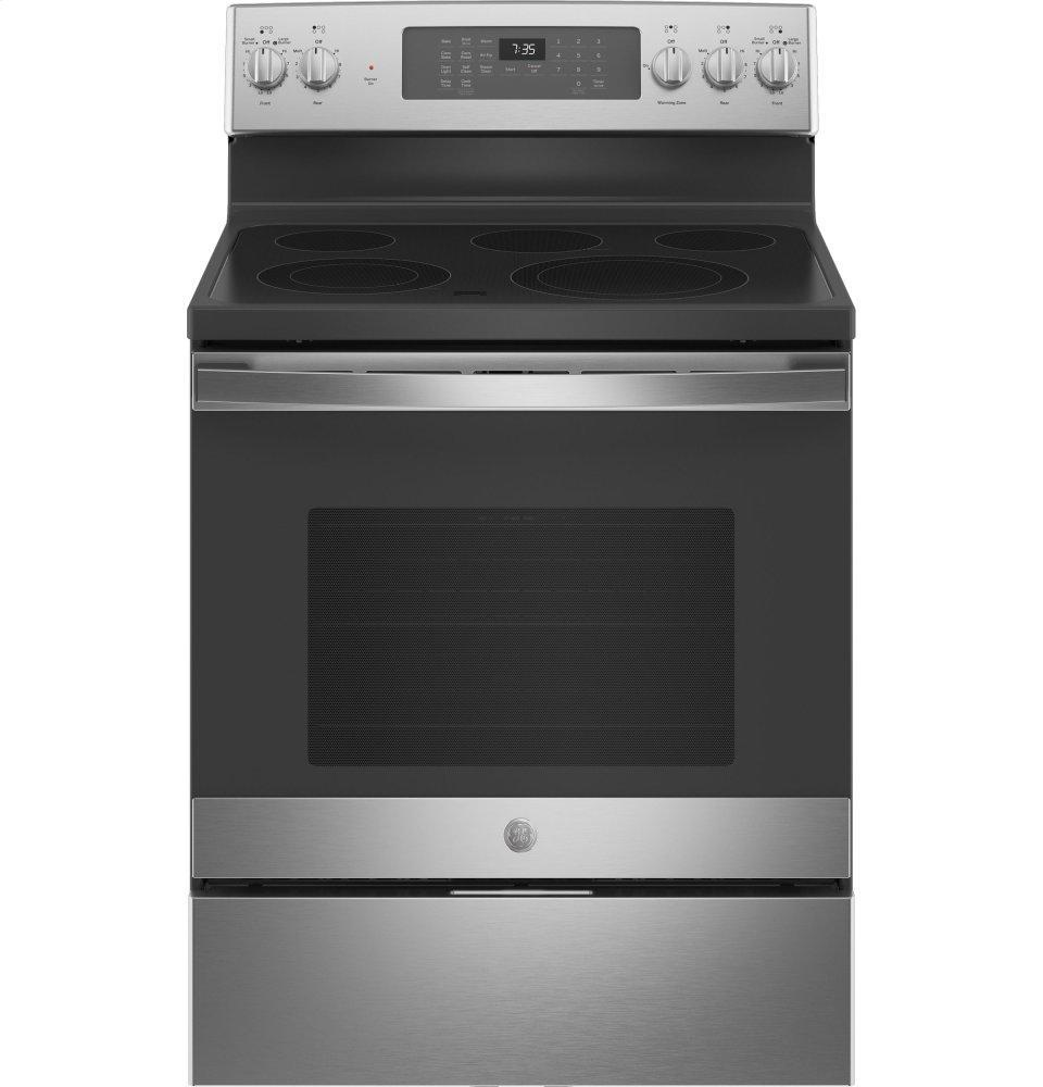 "GEGe® 30"" Free-Standing Electric Convection Range With No Preheat Air Fry"