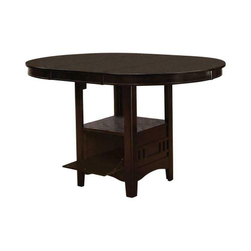 Coaster - Lavon Transitional Espresso Counter-height Table